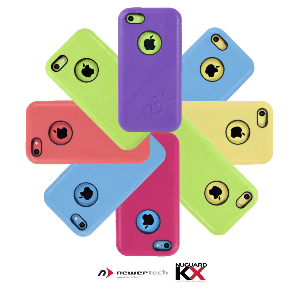 NewerTech Debuts NuGuard KX Case for iPhone 5C at CES ...
