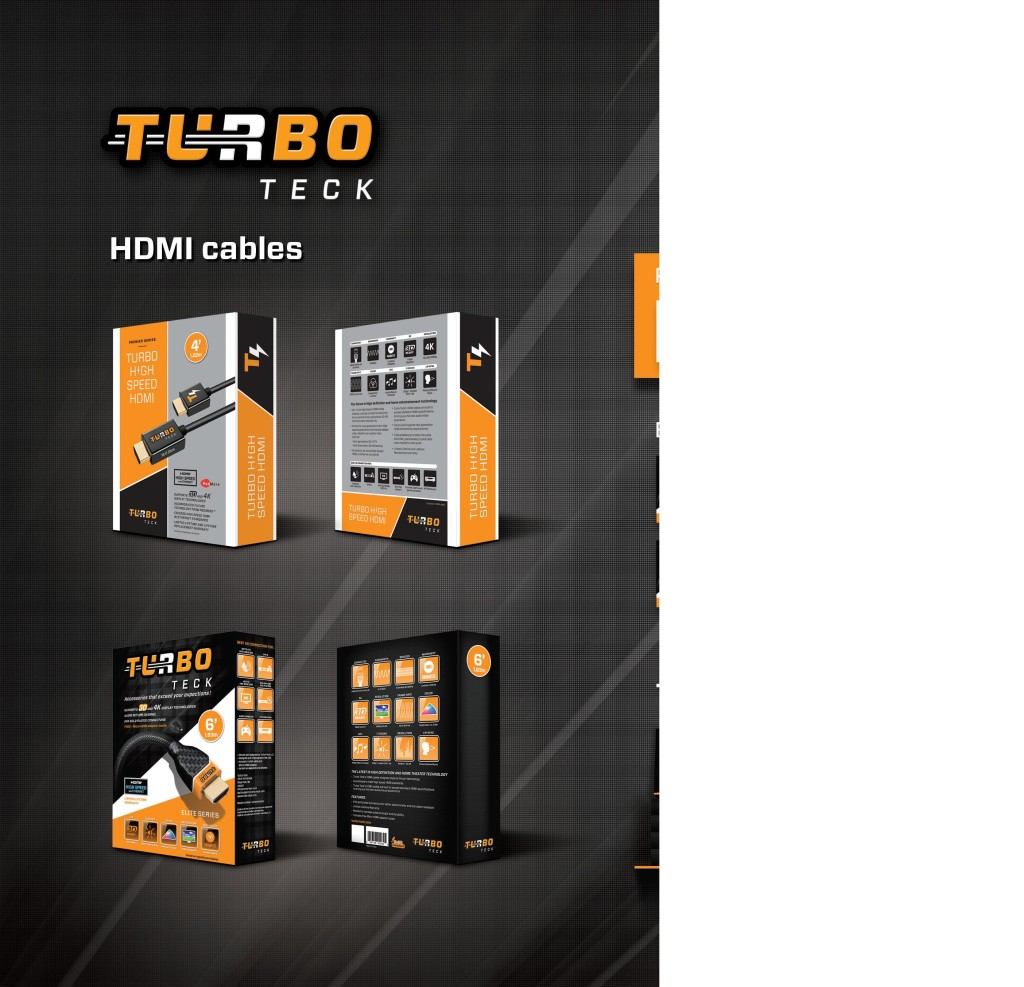Turbo Teck HDMI