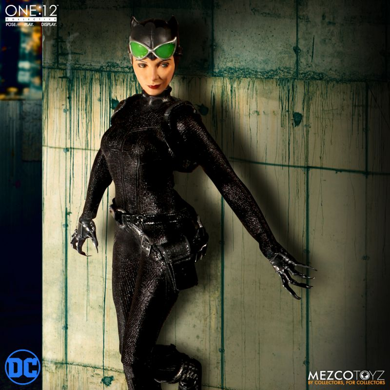 One12 Catwoman Available For Preorder Cerebral Overload