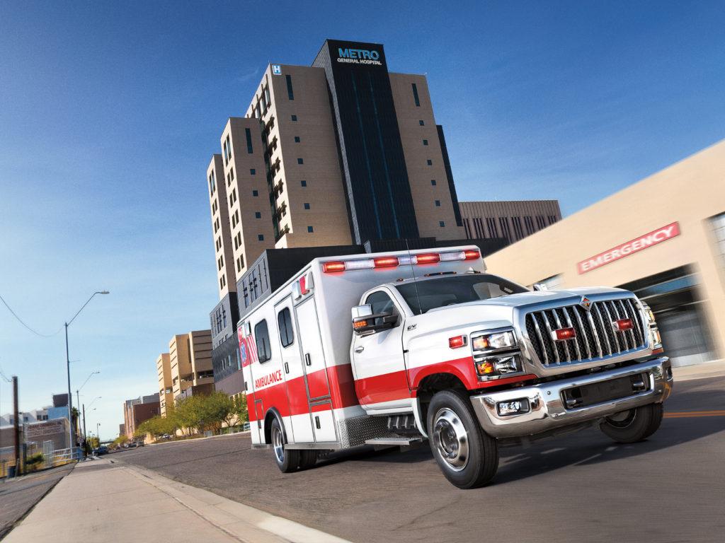 international truck launches international u00ae cv u2122 series